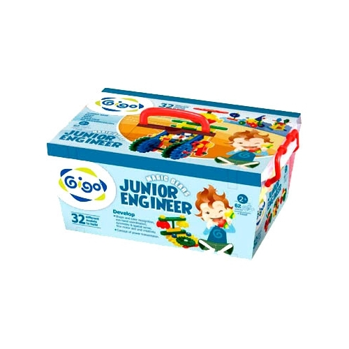 Конструктор Gigo Junior Engineer 7332P MAGIC GEARS