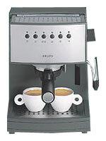 Кофеварка рожковая Krups 884 Espresso Novo 4000 Programatic