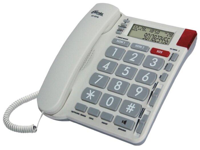 Телефон Ritmix RT-570