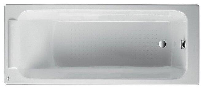 Jacob Delafon Parallel 170x70 без отверстий для ручек Е2947
