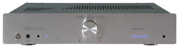 Audio Analogue Crescendo Integrated Amplifier silver