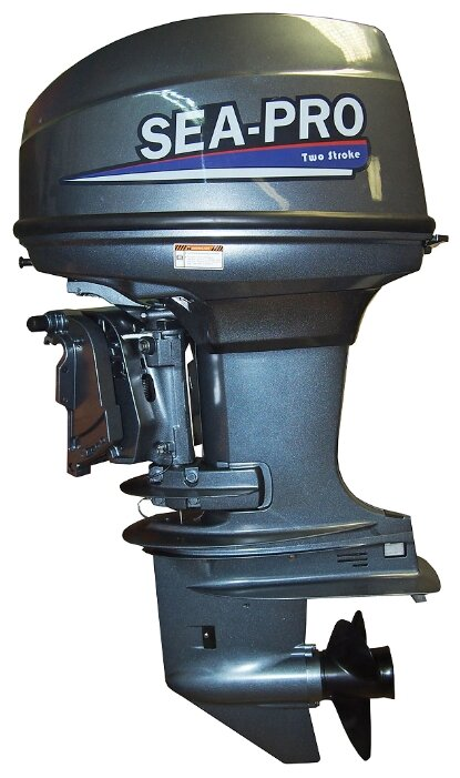 Лодочный мотор SEA-PRO Т 40 S&E 40 л.с. двухтактный
