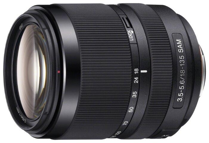 Sony Объектив Sony DT 18-135mm f/3.5-5.6 SAM (SAL-18135 )