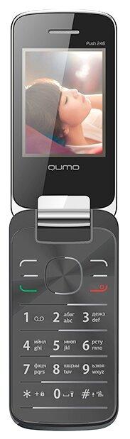 Qumo Телефон Qumo Push 246 Clamshell