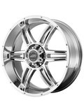American Racing 9,5x22/6x135 ET35 D87 AR890 Black/Machined - фото 1