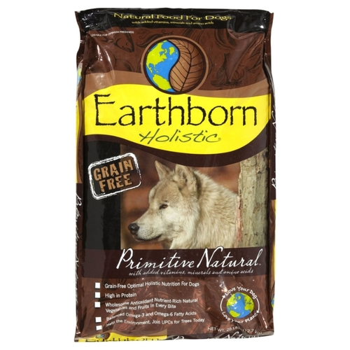 Earthborn Holistic Primitive Natural (12.7 кг) Корма для собак