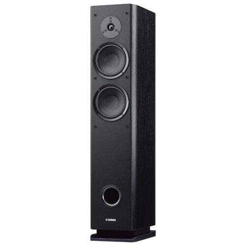 Фото - Напольная акустическая система YAMAHA NS-F160 black колонки yamaha ns p125 black
