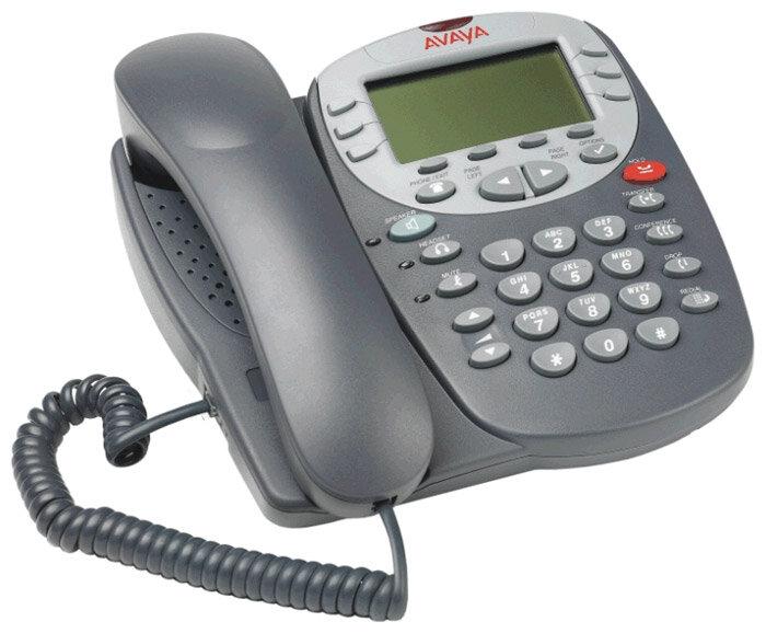 Avaya VoIP-телефон Avaya 5610