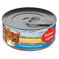 Корм для кошек Родные корма профилактика