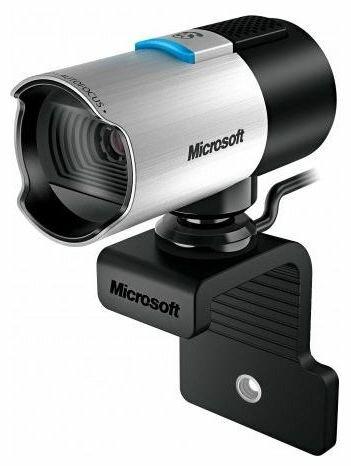 Сравнение с веб камера Microsoft LifeCam Studio