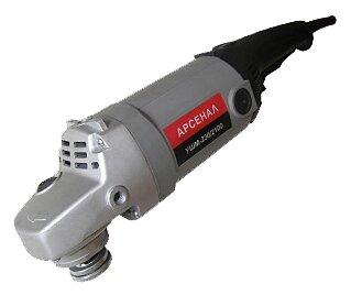 УШМ Арсенал УШМ-230/2100, 2100 Вт, 230 мм