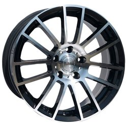 Колесные диски Racing Wheels H-408 6.5x15/5x105 D56.6 ET35 BK F/P