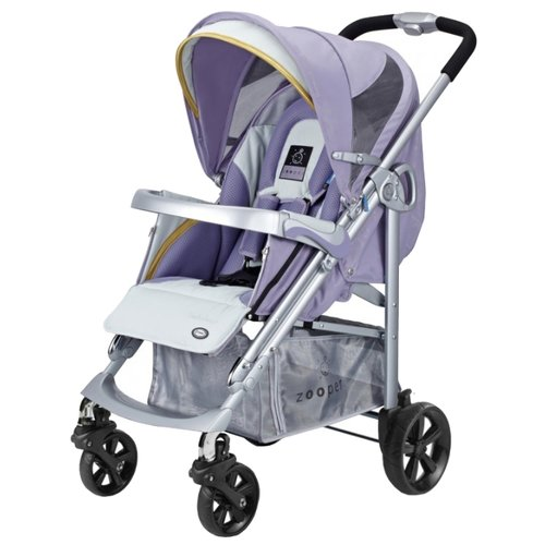 Купить Прогулочная коляска Zooper Z9 Smart lavander, Коляски
