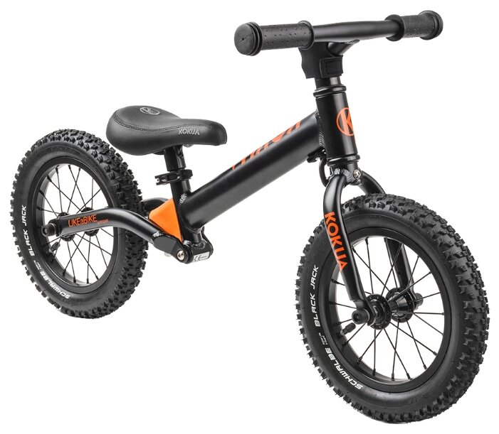 Беговел Kokua LIKEaBIKE jumper Special Model black