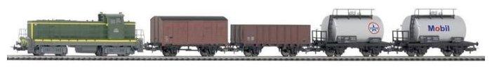 """PIKO Стартовый набор """"SNCF BB 63000"""", серия Hobby, 57162, H0 (1:87)"""
