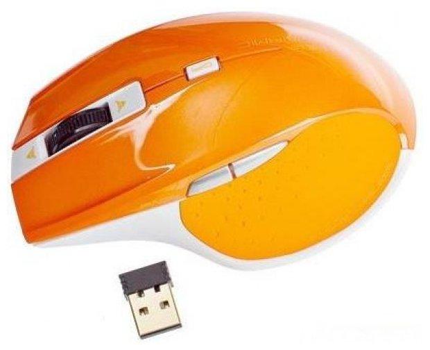Мышь e-blue EMS106YE Dynamic 2 4G wireless Yellow USB