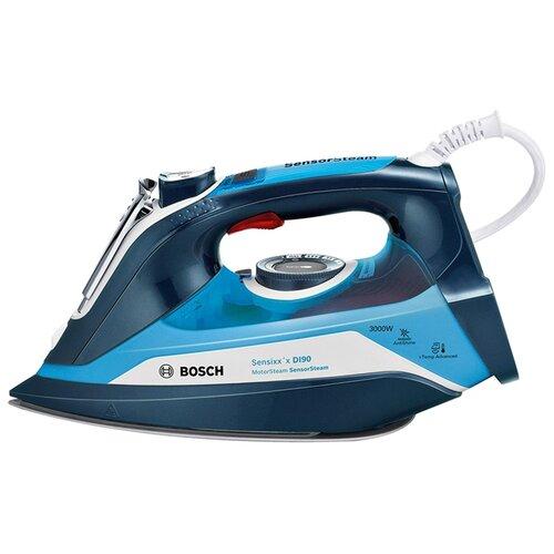 Утюг Bosch TDI 903031 синий/голубой/белый
