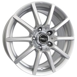 Колесные диски Proline Wheels CX100 6.5x15/4x108 D65.1 ET21 Silver