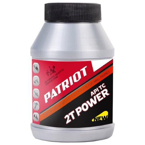 Фото - Масло для садовой техники PATRIOT Power Active 2T 0.1 л масло для садовой техники patriot power active 2t дозаторное 0 946 л