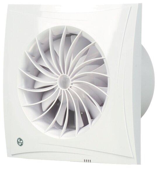 Вытяжной вентилятор Blauberg Sileo 100 H