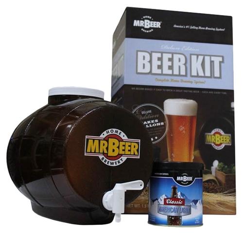 Домашняя пивоварня mr beer premium kit отзывы старый медник самогонный аппарат отзывы