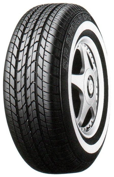 Автомобильная шина Dunlop SP Sport 601