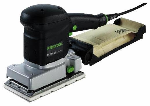 Плоскошлифовальная машина Festool Rutscher RS 300 EQ-Plus