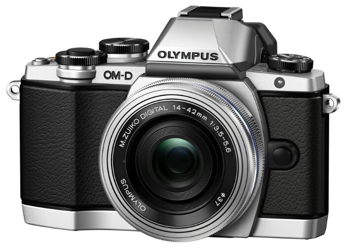 Olympus OM-D E-M10 Limited Edition Kit 14-42 EZ (черный)