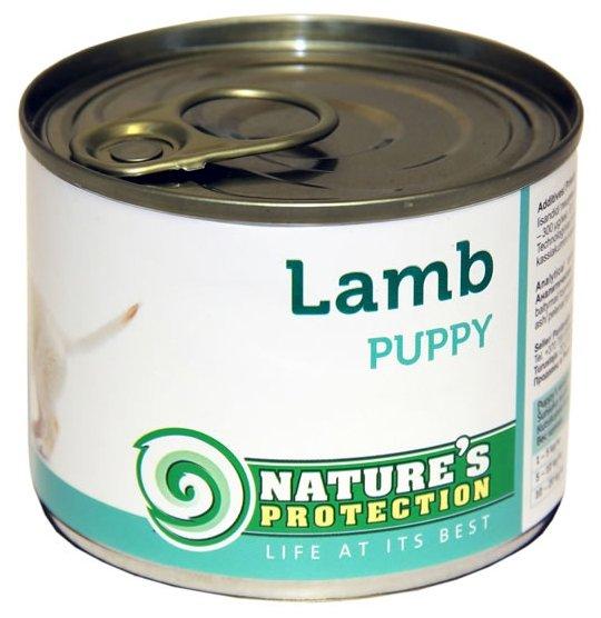 Корм для собак Nature's Protection Консервы Puppy Veal