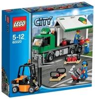 Конструктор LEGO City 60020 Грузовик