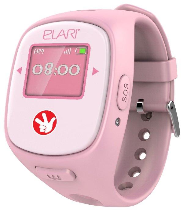 Умные часы Elari Fixitime 2 Pink