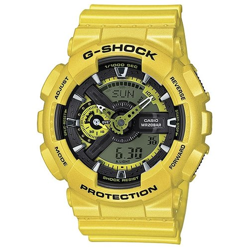 Наручные часы CASIO GA-110NM-9A мужские часы casio ga 110nm 2a