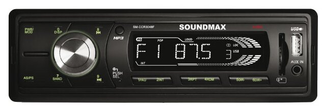 SoundMAX SM-CCR3048F