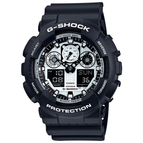 Наручные часы CASIO GA-100BW-1AНаручные часы<br>