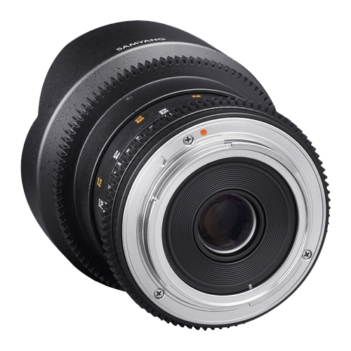 Объектив Samyang 14mm T3.1 ED AS IF UMC VDSLR Pentax K Объективы