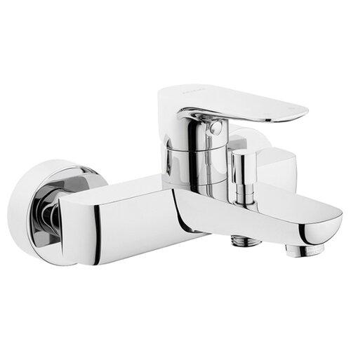 Однорычажный смеситель для ванны с душем VitrA X-Line A42324EXPСмесители<br>
