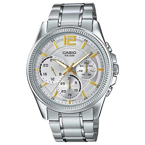 Фото - Наручные часы CASIO MTP-E305D-7A наручные часы casio mtp 1314pl 8a