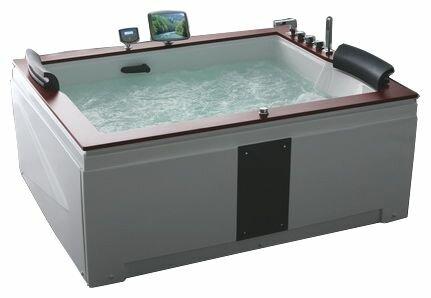 Отдельно стоящая ванна Gemy G9052-II O