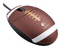 Мышь Logitech Football Mouse Broun USB