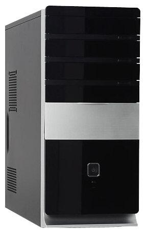 Foxconn Компьютерный корпус Foxconn TSAA-725 500W Black/silver