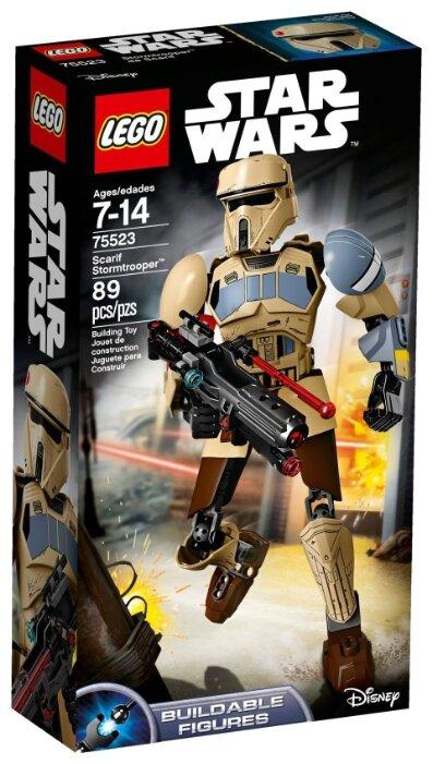 Классический конструктор LEGO Звёздные войны 75523 Штурмовик со Скарифа