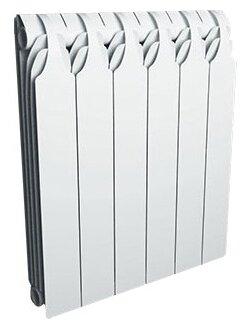 Радиатор секционный биметаллический Sira Gladiator 200