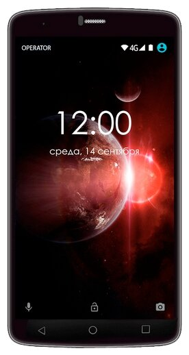 Ginzzu Смартфон Ginzzu ST6120