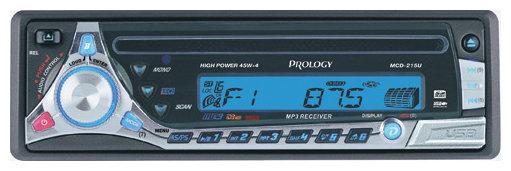 Автомагнитола Prology MCD-215U