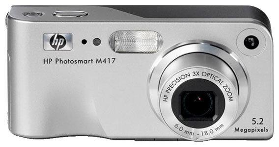 Фотоаппарат HP Photosmart M417