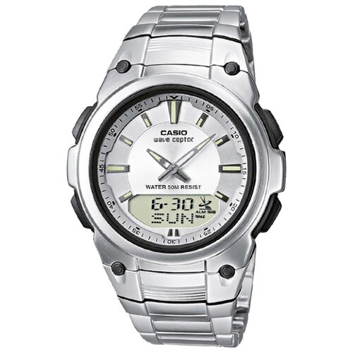 Наручные часы CASIO WVA-109HDE-7A наручные часы casio radio controlled wva 109he 1b