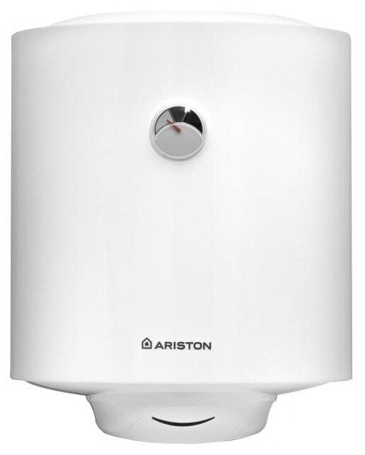 Электрический накопительный водонагреватель ariston sb r 50 v