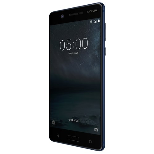 Смартфон Nokia 5 Dual sim TA-1053 индиго