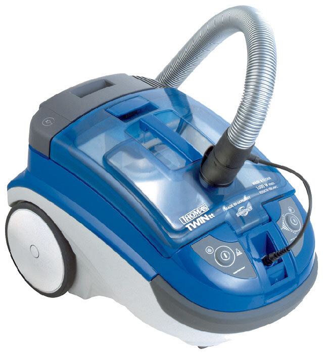 Thomas TWIN TT Aquafilter (моющий) синий