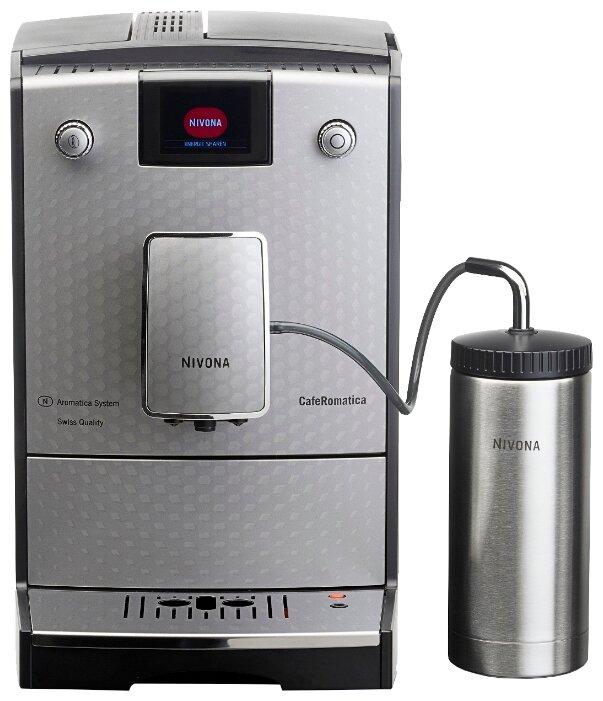 Сравнение с Nivona CafeRomatica 768